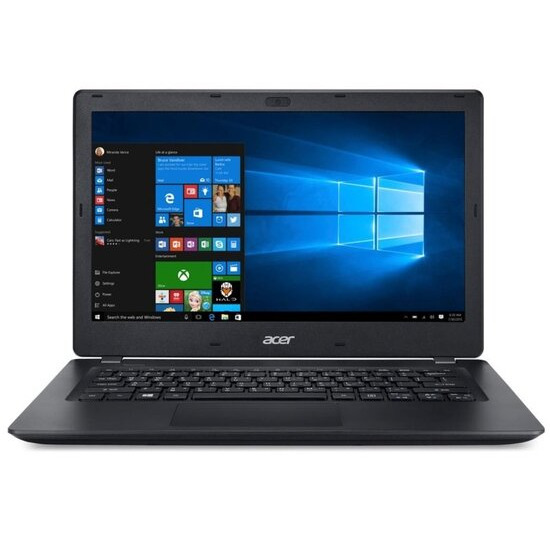 ACER TravelMate P238-M Laptop Intel Core i5-6200U 2.3GHz 4GB RAM 128GB SSD 13.3 LCD No-DVD Intel HD Webcam Bluetooth Windows 7 / 10 Pro Includes 3 Year NBD Warranty