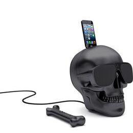 JARRE AeroSkull HD + Wireless Speaker - Matte Black