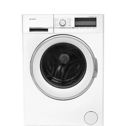 Sharp ES-GFC8144W3 Washing Machine Reviews