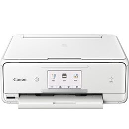 Canon PIXMA TS8051 All-in-One Wireless Inkjet Printer Reviews