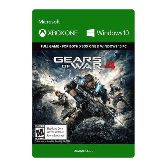 XBOX ONE Windows 10 Gears of War 4