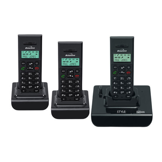 Binatone Style 1210 Phone - Triple