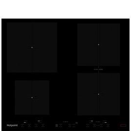 Hotpoint Smart CID 641 B B Built-in Hob - Black Reviews
