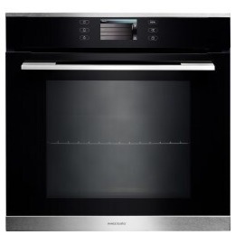 Rangemaster RMB610PBLSS SC 60cm Built in10 Function Pyrolytic Single Oven (Soft Close Reviews