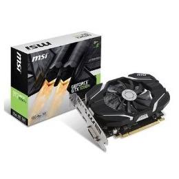 MSI GeForce GTX 1050 Ti 4GB OC GDDR5 Graphics Card Reviews