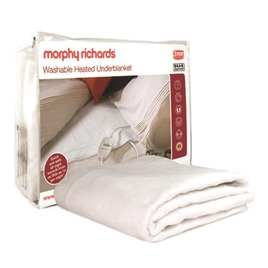 Morphy Richards 75174 Double Electric Blanket Reviews