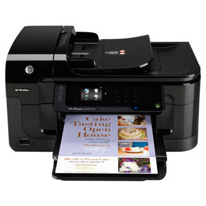 Photo of HP Officejet 6500A Plus E-All-In-One Printer