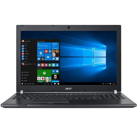 ACER TravelMate P658-M Laptop Intel Core i5-6200U 2.3GHz 8GB RAM 128GB SSD 15.6 LED No-DVD Intel HD WIFI Webcam Windows 10 Pro