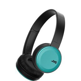 JVC  HA-S30BT-A-E Wireless Bluetooth Headphones - Teal Reviews