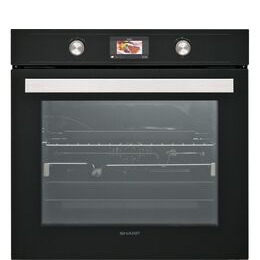 Sharp KS 70S50ISS Electric Oven Stainless Steel Reviews