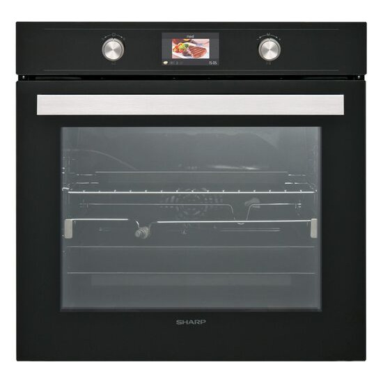 Sharp KS 70S50ISS Electric Oven Stainless Steel