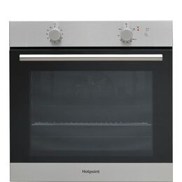 HOTPOINT  GA2124IX Gas Oven - Stainless Steel Reviews