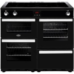 Belling Cookcentre 100Ei 100cm Electric Induction Range Cooker Stainless steel Reviews