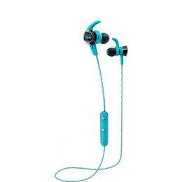 MONSTER  iSport Victory In-Ear Wireless Bluetooth Headphones - Blue Reviews