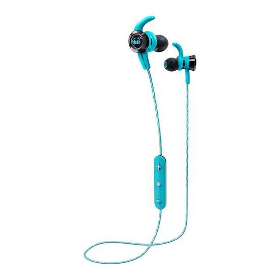 MONSTER  iSport Victory In-Ear Wireless Bluetooth Headphones - Blue