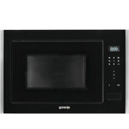 GORENJE BM251S7XG Built-in Combination Microwave - Black & Stainless Steel Reviews