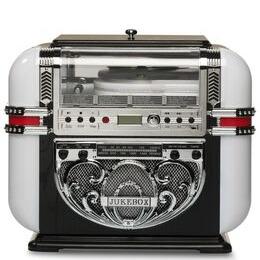 RICATECH  RR700 Tabletop Jukebox - Black Reviews
