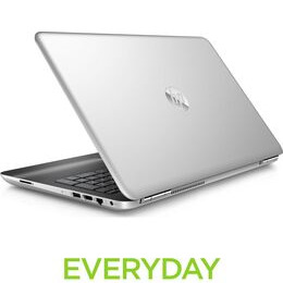 HP Pavilion 15-au193sa 15.6 Laptop Silver Reviews