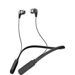 Skull Candy  Ink'd Wireless Bluetooth Headphones - Black & Grey Reviews
