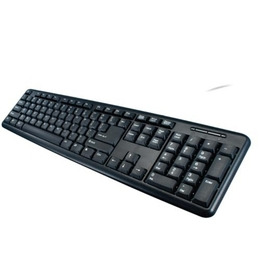 PCW ESSENT PKBW10 Wired USB Keyboard
