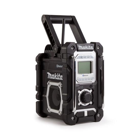 Makita DMR108B CXT Job Site Radio With Bluetooth (Black)