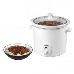 Elgento E16002 3 Litre White Slow Cooker Reviews