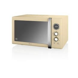 Swan SM40010BLKN 800W Freestanding Microwave Oven Reviews