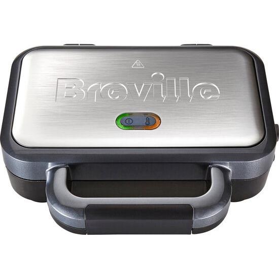 Breville VST041 Deep Fill Sandwich Toaster - Graphite & Stainless Steel