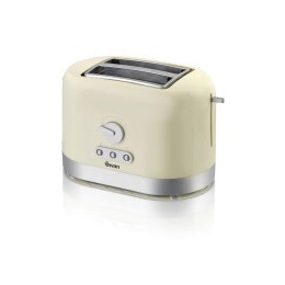 Swan ST10020CREN Cream 2 Slice Toaster Reviews