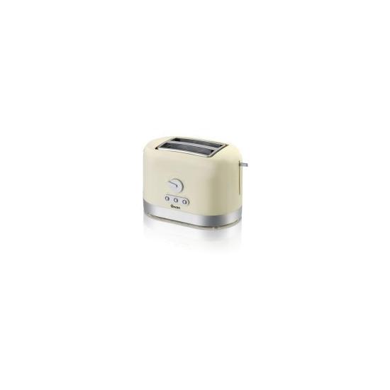 Swan ST10020CREN Cream 2 Slice Toaster
