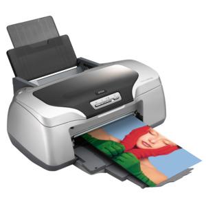 Photo of Epson Stylus Photo R800 Printer