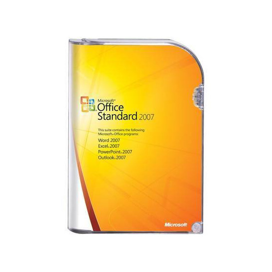 Microsoft Office 2007 Standard Edition