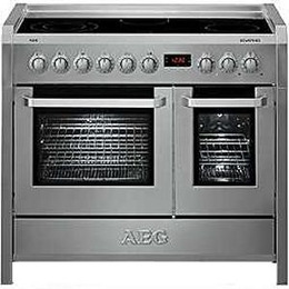 100cm Electric Ceramic Double Oven Range Cooker Reviews