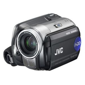 Photo of JVC GZ-MG77 Camcorder