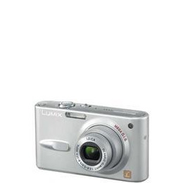 Panasonic Lumix DMC-FX3 Reviews