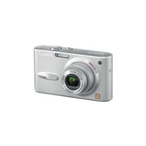 Photo of Panasonic Lumix DMC-FX3 Digital Camera