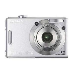 Photo of Sony Cybershot DSC-W35 Digital Camera
