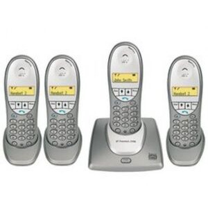 Photo of BT FREESTYLE 3500 QUAD Landline Phone