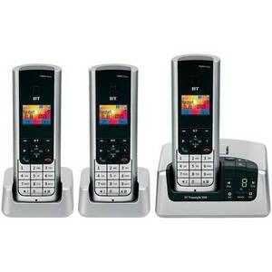 Photo of BT FSTYLE 350 Trio Landline Phone