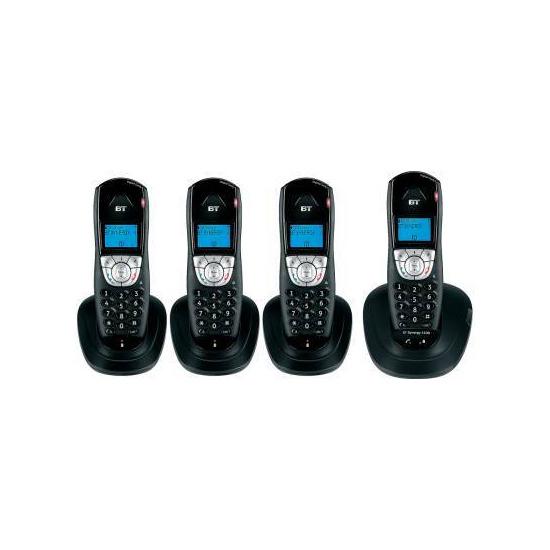 Digital telephone handsets BT Synergy 4100 QD