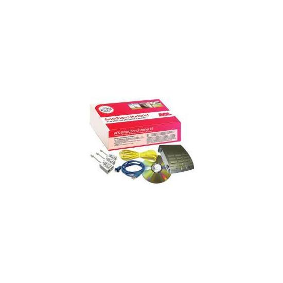 Aol Broadband Starter Kit