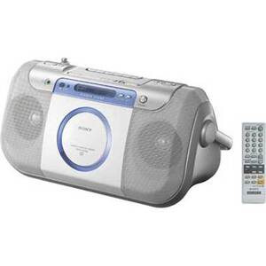 Photo of Sony CFDE100Ls Cassette Player