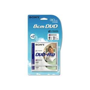 Photo of Sony DVD RW 8CM X2 DVD RW