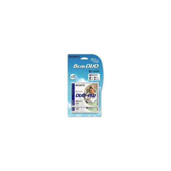 Sony DVD RW 8CM X2