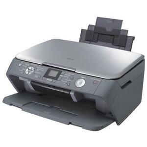 Photo of Epson Stylus Photo RX520 Printer