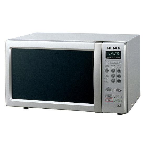 Microwave Hood 33 Wide 15 High ~ Sharp r reviews compare prices and deals reevoo
