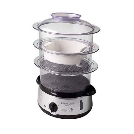 Tefal 6616119 EASYSTORE CHROME 3T