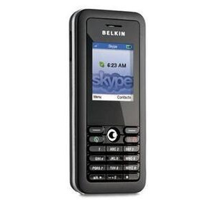 Photo of Belkin Wi-Fi Phone For Skype VoIP Phone Voip Device