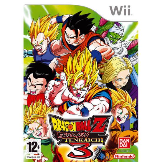 Dragonball Z: Budokai Tenkaichi 3 Nintendo Wii