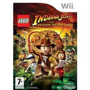 Photo of Lego Indiana Jones - The Original Adventures (Wii) Video Game